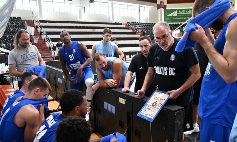 Ηρακλής: Χωρίς τρεις παίκτες κόντρα στο Μαρούσι