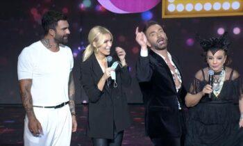 Τηλεθέαση 26/9: Πανικός για J2US και The Voice – Ποιος ήταν ο νικητής;