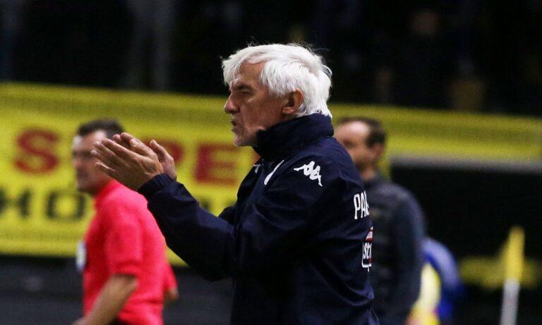 Γιοβάνοβιτς: «Θα γίνουμε καλύτεροι στη συνέχεια»