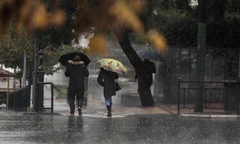 Καιρός: Αυτές οι περιοχές θα χτυπηθούν σήμερα από δυνατές καταιγίδες – Μεγάλη προσοχή