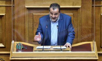 Ο βουλευτής του ΚΙΝΑΛ Βασίλης Κεγκέρογλου