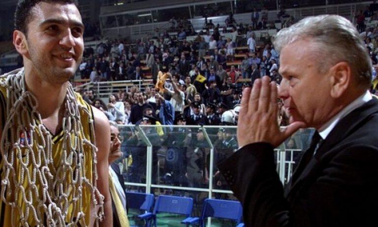 Κικίλιας για Ίβκοβιτς: «Δάσκαλε σε ευχαριστώ, ήσουν σκληρός αλλά δίκαιος» (pic)