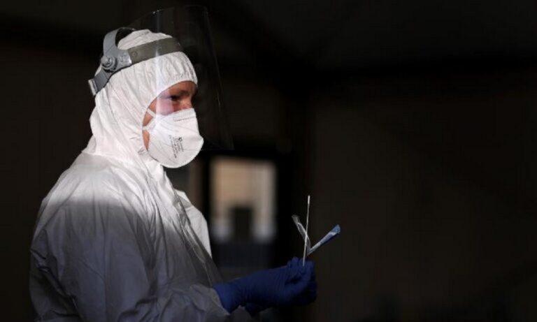 Κορονοϊός: 2.919 κρούσματα, 31 θάνατοι και 369 διασωληνωμένοι εκ των οποίων 37 πλήρως εμβολιασμένοι