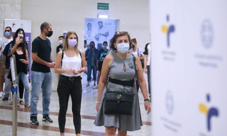 Κορονοϊός: Πού θα γίνουν δωρεάν rapid test την Τετάρτη (29/9)