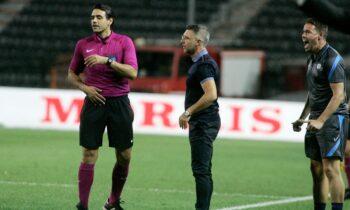Ο Κώστας Κοτσάνης μετά τον υποβιβασμό του στη Super League 2, αποφάσισε να σταματήσει τη διαιτησία, επιβεβαιώνοντας μέχρι... κεραίας το ρεπορτάζ του Sportime.