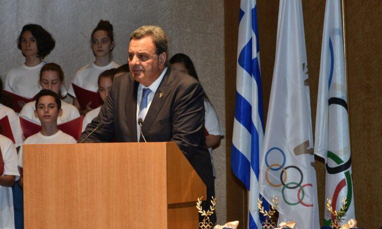 Ισίδωρος Κούβελος: Πρόεδρος της ΔΟΑ για την περίοδο 2021-2025