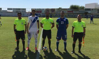 Κύπρος-Ελλάδα 0-2: Σκοπός της αναμέτρησης ήταν η προετοιμασία των δύο ομάδων ενόψει των επίσημων υποχρεώσεών τους στα προκριματικά του Ευρωπαϊκού πρωταθλήματος.