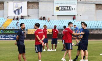 Η Λαμία και ο Ολυμπιακός ρίχνονται στη μάχη της 2ης αγωνιστικής της Super League 1