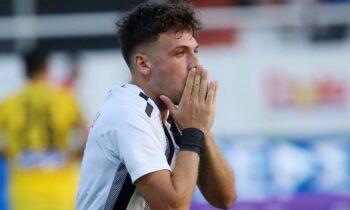 Ο Λάζαρος Λάμπρου δεν έχει δικαίωμα συμμετοχής στο ματς ΟΦΗ - ΠΑΟΚ