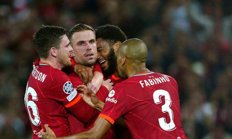 Λίβερπουλ – Μίλαν 3-2: Ανατροπή στην ανατροπή οι reds (VIDS)