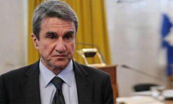 Ο κοινοβουλευτικός εκπρόσωπος του Κινήματος αλλαγής, Ανδρέας Λοβέρδος, έδωσε μία πρώτη ιδέα της πολιτικής τους διακήρυξης.