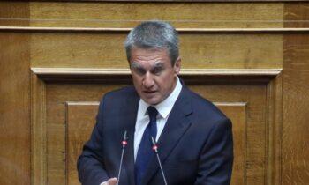 Ο Ανδρέας Λοβέρδος αναφέρθηκε στο πολιτικό του μέλλον, το ΚΙΝΑΛ, το ΠΑΣΟΚ κ.ά.
