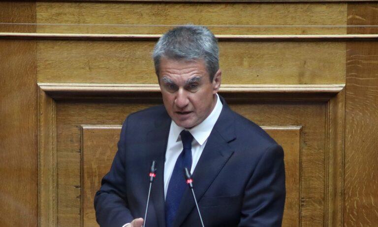 Λοβέρδος: Αποκατάσταση δήλωσης περί αποχώρησης από Γκρήγκοβιτς