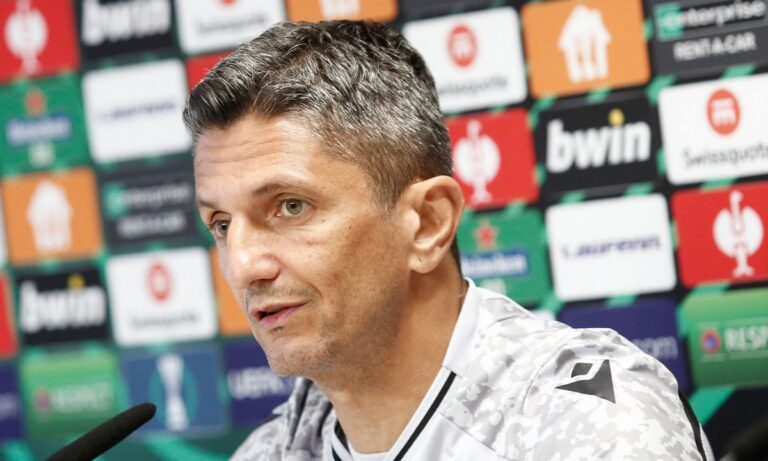 Λουτσέσκου: «Πάμε να παίξουμε έναν τελικό»