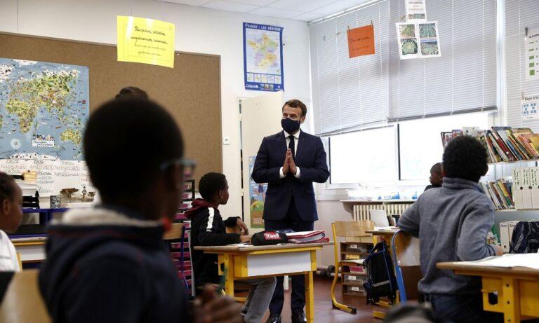 Κορονοϊός: Η Γαλλία καταργεί σταδιακά τις μάσκες στα Δημοτικά σχολεία – Στην Ελλάδα πότε;