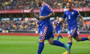 Κροατία - Σλοβενία: Πρώτο γκολ με την «χρβάτσκα» ο Μάρκο Λιβάια (VID)
