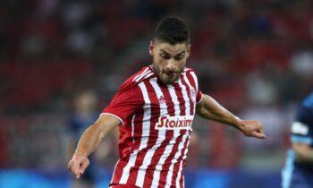 Ο Γιώργος Μασούρας συμπεριλήφθηκε στην αποστολή για το ματς με τη Λαμία