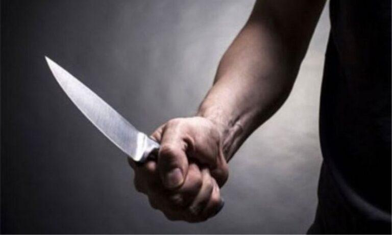 Σητεία: Κάρφωσε μαχαίρι στον λαιμό του!
