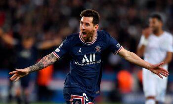 Champions League: Θρίαμβος Παρί με μαγικό Μέσι (vids)