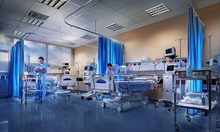 Γέμισαν οι ΜΕΘ στη Θεσσαλονίκη – Στέλνουν αλλού τους ασθενείς – Στο έλεος Πλεύρη η Υγεία