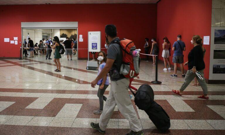 Μετρό (18/9): Ποια δρομολόγια από και προς το αεροδρόμιο δεν θα πραγματοποιηθούν