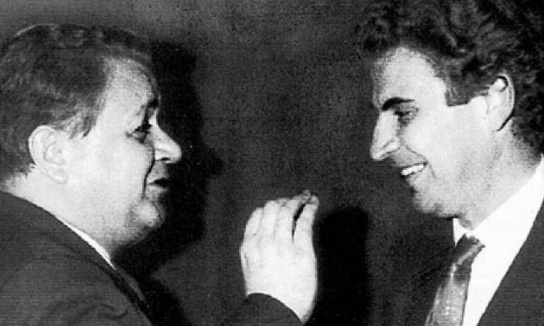 Μίκης Θεοδωράκης και Μάνος Χατζιδάκις σημάδεψαν τον ελληνικό πολιτισμό τα τελευταία 60 χρόνια με τη σχέση τους να περνάει από πολλά στάδια, αλλά εν τέλει να καταλήγει να είναι σχέση σεβασμού, αλληλοεκτίμησης και φιλίας.