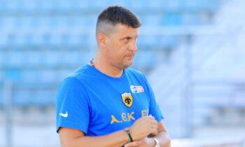 ΑΕΚ: Τώρα κρίνεται ο Μιλόγεβιτς!