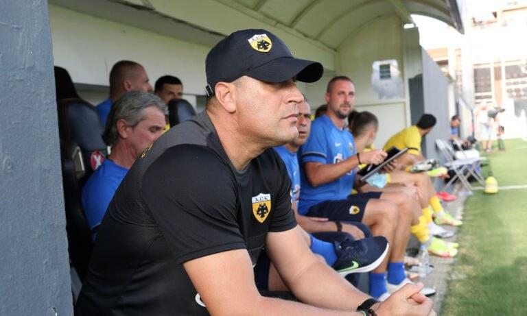 Μιλόγεβιτς στους παίκτες: «Δείξατε τι μπορείτε να κάνετε, θα σας προκαλούν έτσι σε κάθε γήπεδο!»