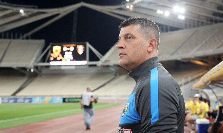 Μιλόγεβιτς: «Εχω παίκτες νικητές, συνεχίζουμε με ταπεινότητα»