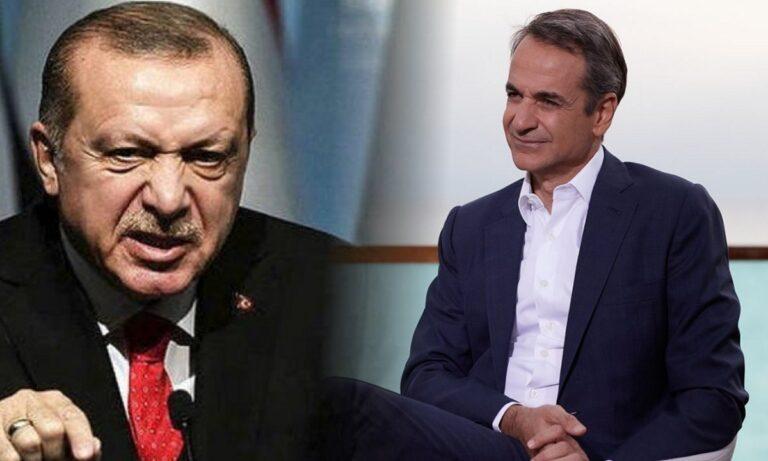 Ελληνοτουρκικά: Ό,τι πει ο «σουλτάνος» κάνει ο Κ. Μητσοτάκης; – «Δεν θα συναντηθούν στις ΗΠΑ, άλλα… μπορεί και να συναντηθούν», λέει η κυβέρνηση!