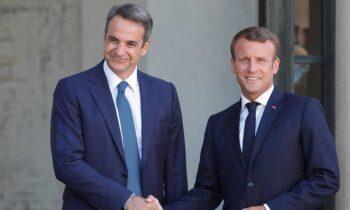 Μητσοτάκης: Ανακοινώνει αμυντική συμφωνία με τη Γαλλία – Η Ελλάδα αγοράζει τρεις φρεγάτες Belharra!