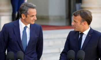 Νέα αμυντική συνεργασία Ελλάδας - Γαλλίας; Στο κάδρο οι φρεγάτες