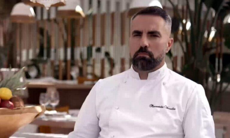 Game of Chefs: Ο διαγωνιζόμενος που άφησε άφωνο τον Μουρατίδη!