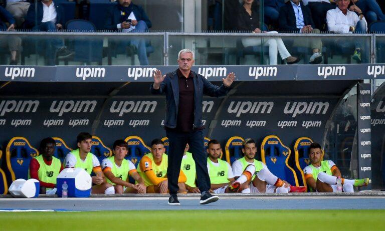 Ρόμα – Ουντινέζε 1-0: «Γάτα» ο Μουρίνιο, οδηγεί τους «λύκους» (vid)