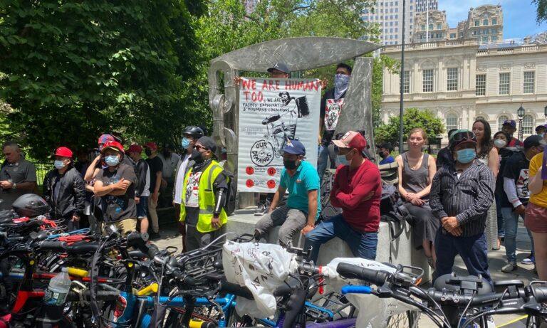 Νέα Υόρκη: Ψηφίζεται νομοσχέδιο για τα εργατικά δικαιώματα των υπαλλήλων delivery