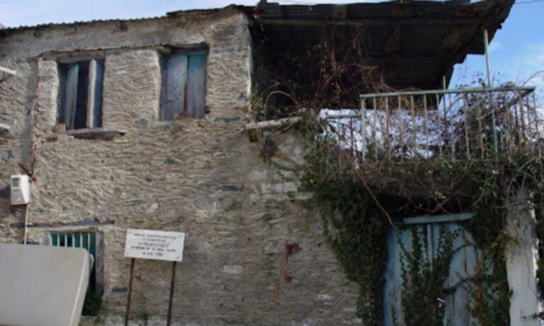 Ρημάζει το σπίτι που έμενε ο Νικηταράς ο Τουρκοφάγος