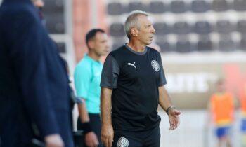 Νίκος Νιόπλιας: Οι δηλώσεις του προπονητή του ΟΦΗ για το ισόπαλο παιχνίδι κόντρα στον Αστέρα Τρίπολης.