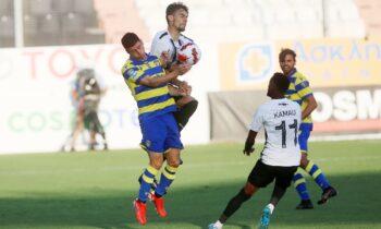 ΟΦΗ - Αστέρας Τρίπολης: Τρίτη σερί ισοπαλία για τους Κρητικούς, χωρίς νίκη, αλλά και χωρίς γκολ ακόμα στο πρωτάθλημα οι Αρκάδες.