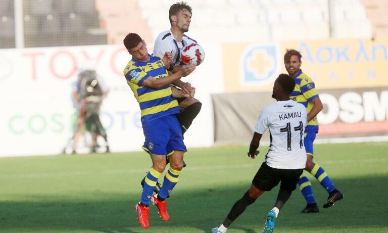 ΟΦΗ – Αστέρας Τρίπολης 0-0: Αυτό το «Χ» δεν πανηγυρίστηκε! (vids)