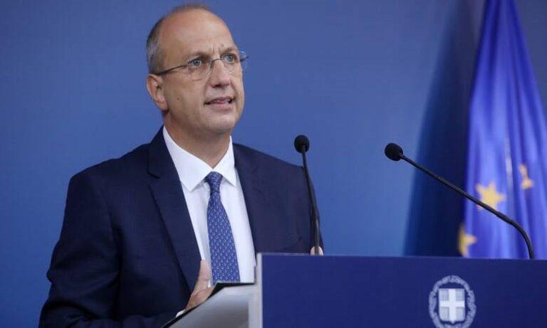 Γιάννης Οικονόμου: «Απρέπειες» και… «διχασμό» χαρακτήρισε τις αποδοκιμασίες κατά του πρωθυπουργού