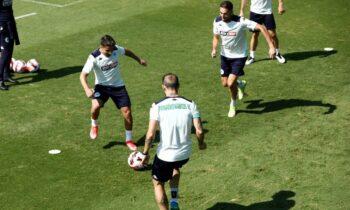 Ο Παναθηναϊκός συνέχισε την προετοιμασία του για το ματς της 4ης στροφής στη Super League 1