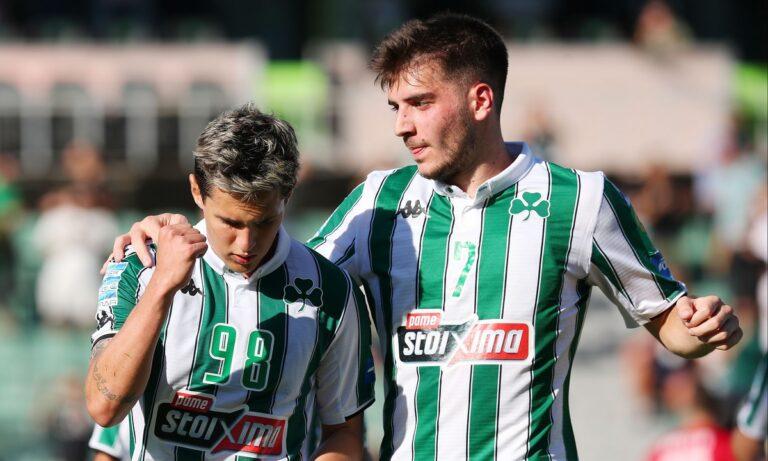 Παναθηναϊκός – Βόλος: Ασταμάτητοι οι «πράσινοι» – Ο Βιτάλ το 4-0 με πέναλτι! (vid)
