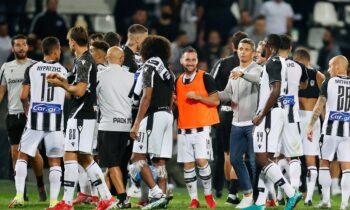 ΠΑΟΚ: Ο Λουτσέσκου πόρωσε τους παίκτες του στα αποδυτήρια - «Δεν υπάρχει άλλος νικητής» (vid)