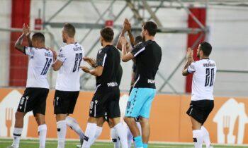 Ο ΠΑΟΚ πήρε σημαντική νίκη κόντρα στη Λίνκολν με 0-2.