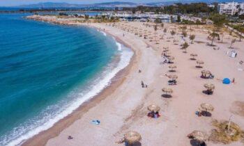 Καιρός: Σαν καλοκαίρι... γέμισαν οι παραλίες με τις υψηλές θερμοκρασίες!