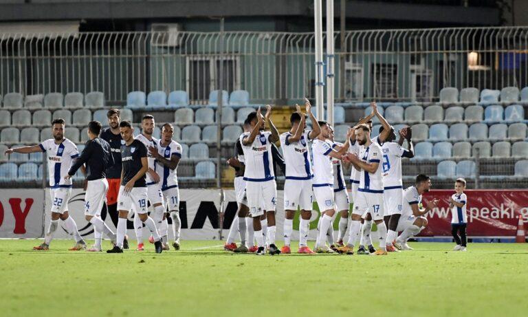 ΠΑΣΓιάννινα – Παναθηναϊκός 1-0: Τα highlights της αναμέτρησης