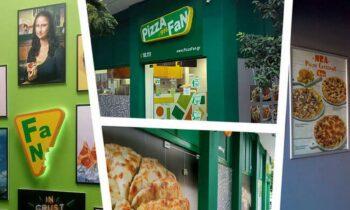 Το rebranding της Pizza Fan συνεχίζεται με επιτυχία