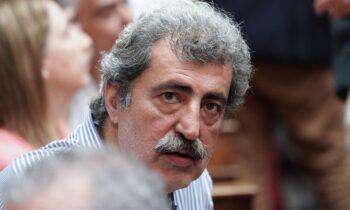 Ο Παύλος Πολάκης διαφώνησε με τον Στέλιο Κούλογλου πως οι ομιλίες των Μητσοτάκη και Τσίπρα στην ΔΕΘ ήταν... ισόπαλες.