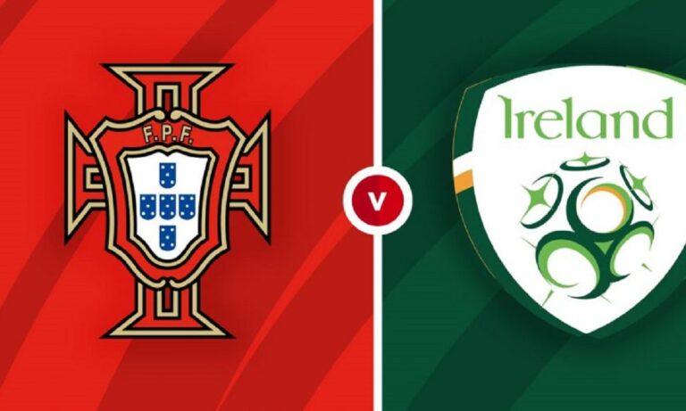 Πορτογαλία – Ιρλανδία 2-1 (ΤΕΛΙΚΟ)