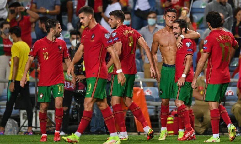 Αζερμπαϊτζάν – Πορτογαλία 0-3 (ΤΕΛΙΚΟ)